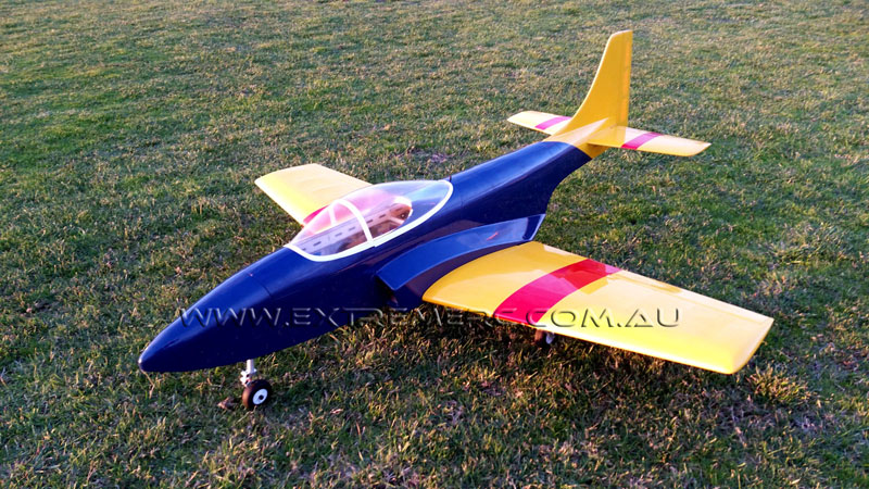 BLACK HORSE EDF Ducted Fan Jets from Extreme RC AUSTRAIA | JET-TENG